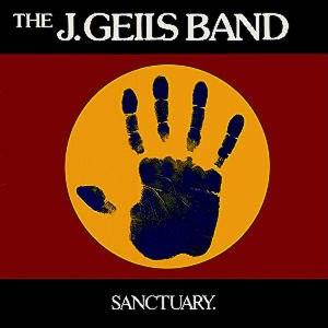 Sanctuary (The J. Geils Band album) - Image: J. Geils Band Sanctuary