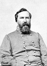 Carte De Visite Portrait Of Longstreet