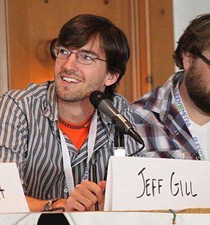 Jeff Gill (animator)