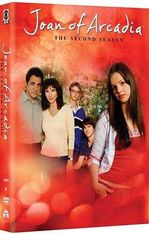 Joan of Arcadia - Image: Joan of Arcadia (season 2)