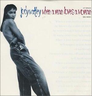 When a Man Loves a Woman (Jody Watley song) - Image: Jody Watley When A Man Loves 366230