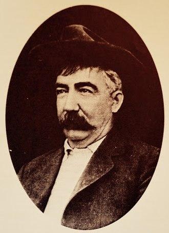 Joe Mayer - Joe Mayer c. 1900 Founder of Mayer, Arizona
