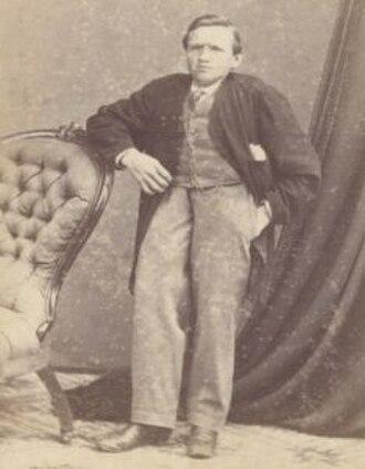 Johann Friedrich Krummnow - Image: Johann Krummnow