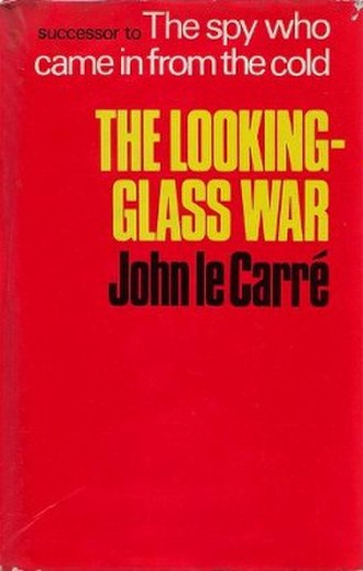 The Looking Glass War - First-edition cover