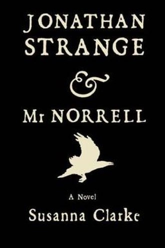 Jonathan Strange & Mr Norrell - Black version of the first hardcover edition