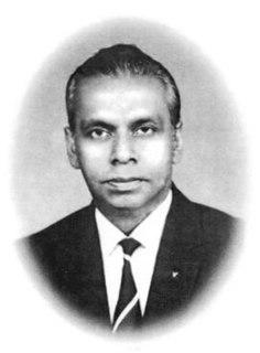K. N. Jayatilleke Sri Lankan author and philosopher