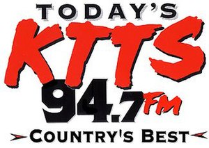 KTTS-FM - Image: KTTS FM logo