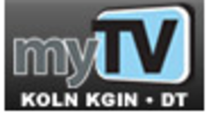 "KOLN - Former ""My TV"" logo, used until 2013"