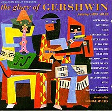 Larry Adler The Glory of Gershwin album cover.jpg