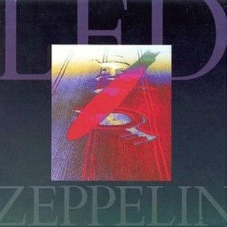 Led Zeppelin Boxed Set 2 - Image: Led Zeppelin Boxed Set 2