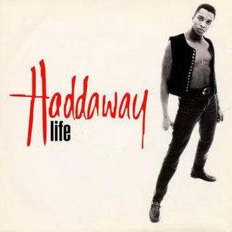 Haddaway — Life (studio acapella)