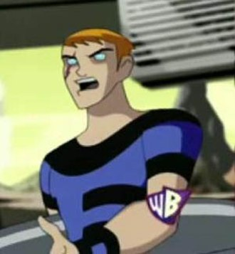 Garth Ranzz - Lightning Lad in Legion of Super-Heroes