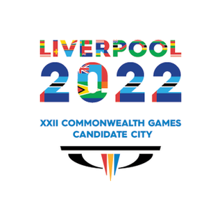 Liverpool bid for the 2022 Commonwealth Games