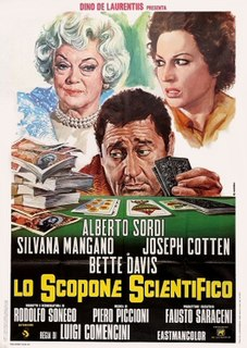 <i>The Scientific Cardplayer</i> 1972 film by Luigi Comencini