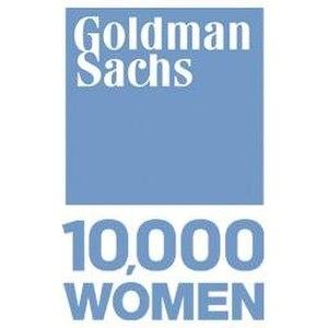 10,000 Women - 10,000 Women Logo
