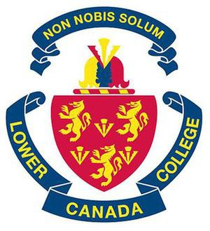 Lower Canada College - Image: Lower Canada College