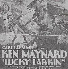 lucky larkin wikipedia