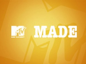 Made (TV series) - Image: Madetvlogo