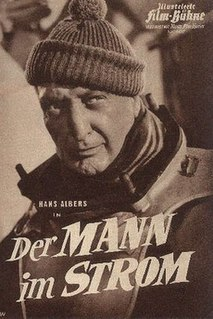 <i>Man in the River</i> 1958 West German drama film by Eugen York