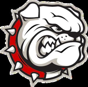 McPherson Bulldogs - Image: Mc Pherson Bulldogs Logo