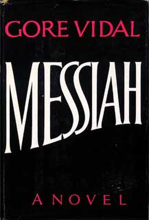 Messiah (Vidal novel) - Cover of the first edition