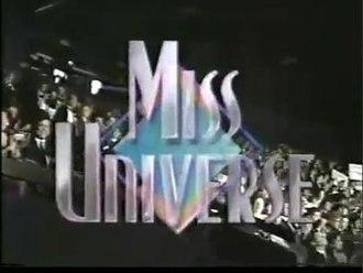 Miss Universe 1990 - Image: Miss Universe 1990 opening titles