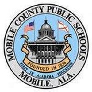 Mobile County Public School System - Image: Mobile County Schools Seal