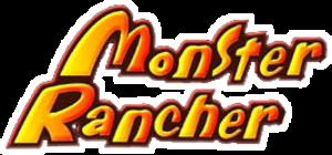 Monster Rancher - Image: Monster Rancher logo