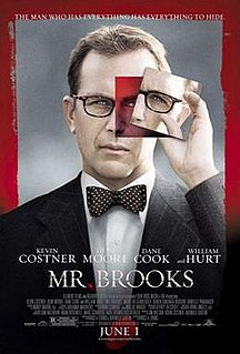 <i>Mr. Brooks</i> 2007 film by Bruce A. Evans