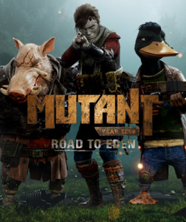 <i>Mutant Year Zero: Road to Eden</i> video game