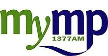MyMP logo (April 2010 – May 2015)