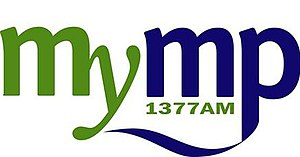 Classic Rock Radio - MyMP logo (April 2010 – May 2015)