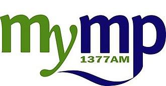 3MP - MyMP logo (April 2010 – May 2015)