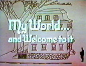 My World and Welcome to It - Image: My World and Welcome to It