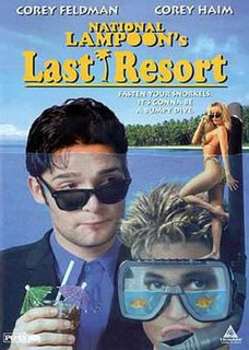 <i>National Lampoons Last Resort</i> 1994 direct-to-video comedy film directed by Rafal Zielinski
