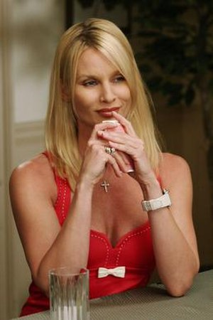 Edie Britt - Nicollette Sheridan as Edie Williams