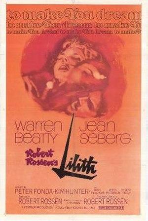 Lilith (film) - original film poster