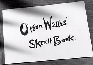<i>Orson Welles Sketch Book</i> television series