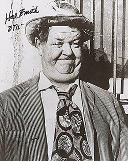 Hal Smith (actor) American actor (1916-1994)