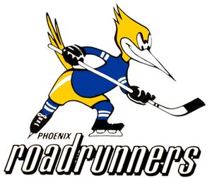 Phoenix Roadrunners (WHA) - Image: PHX Roadrunners WHA