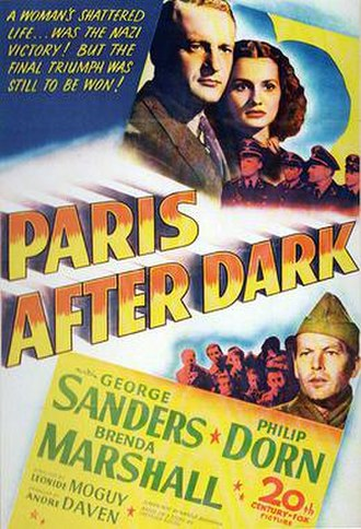 Paris After Dark - Image: Paris After Dark