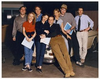 Partners (1995 TV series) - Cast and Crew, Partners 1996