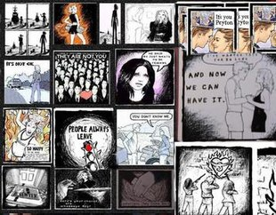 One Tree Hill Peyton Drawings They Are Not You Peyton Sawyer - Wikipe...