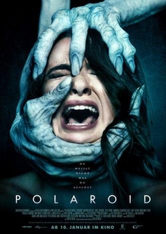 Polaroid (film) - Teaser poster
