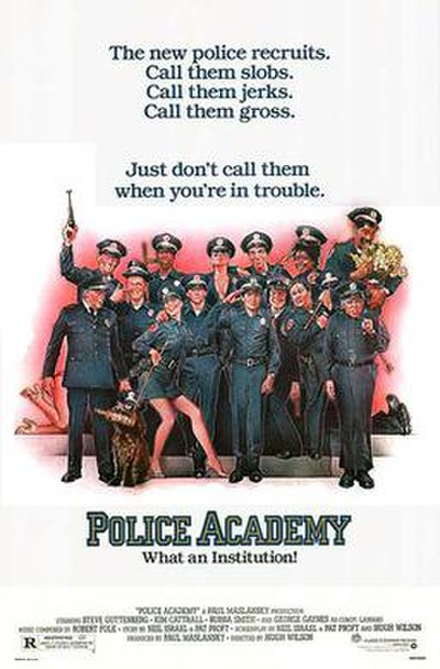Picture of a movie: Police Academy