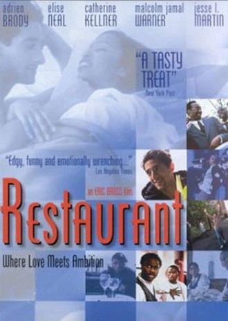 Restaurant (1998 film) - Image: Poster of the movie Restaurant