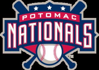 Potomac Nationals - Image: Potomac Nationals