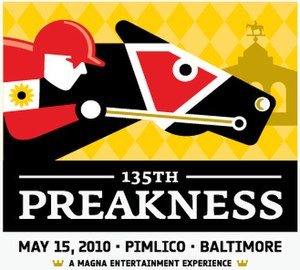 2010 Preakness Stakes - Image: Preakness 2010logo