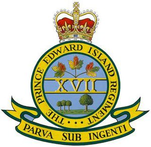 The Prince Edward Island Regiment (RCAC) - Image: Prince Edward Regiment RCAC