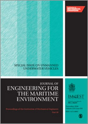 Proceedings of the Institution of Mechanical Engineers, Part M: Journal of Engineering for the Maritime Environment - Image: Proceedings of the I Mech E M journal cover